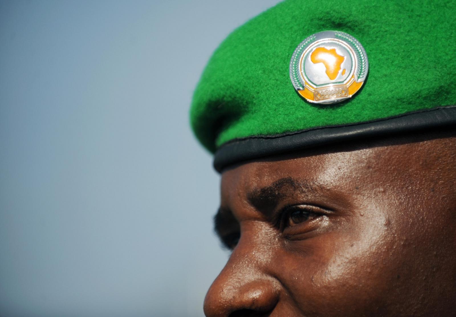 Burundi Army officer