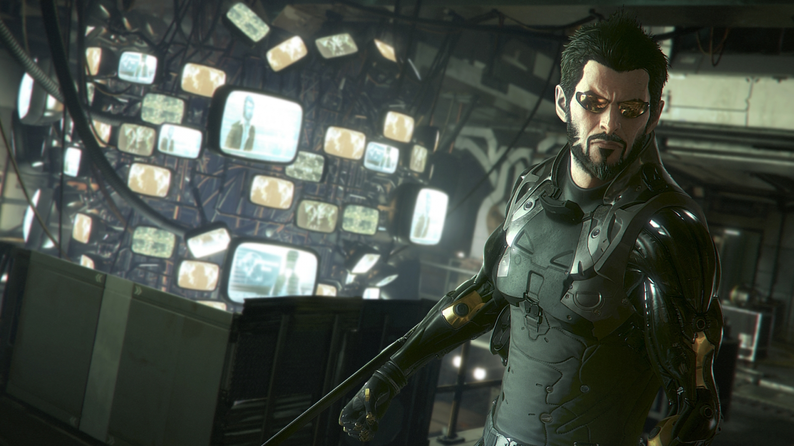 Deus Ex Mankind Divided Adam Jensen