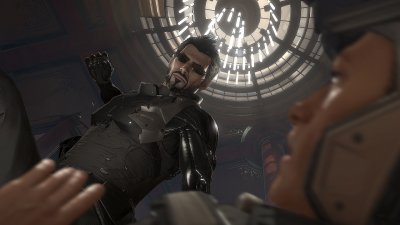 Deus Ex Mankind Divided Jensen punch
