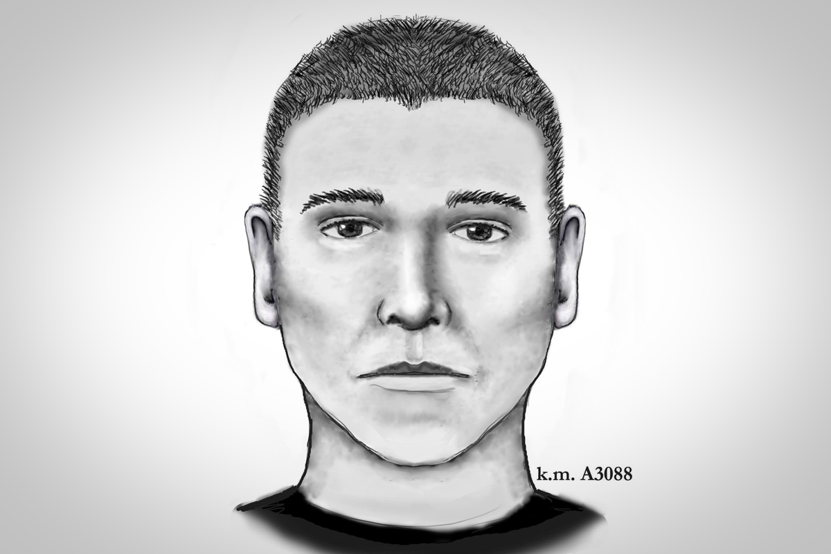 Police image of suspected Maryvale shooter