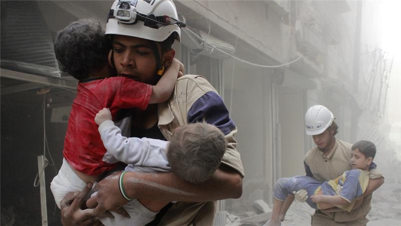 Syria White Helmets