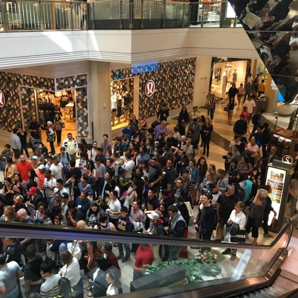 Thousands Evacuated From London S Westfield Stratford
