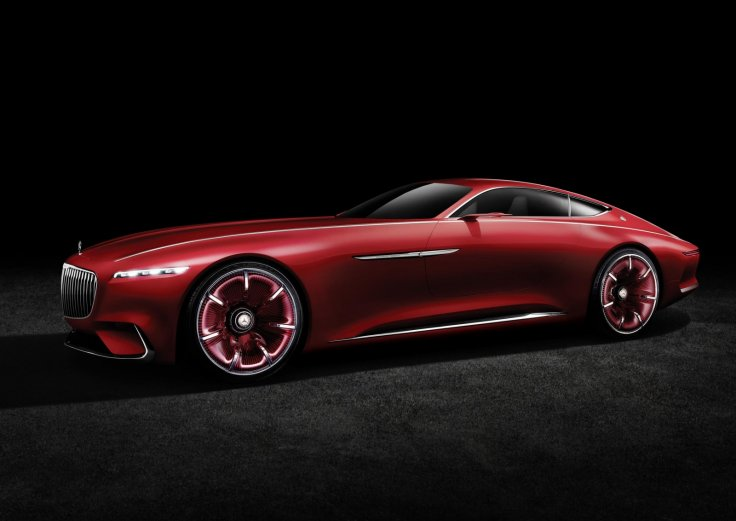 mercedes maybach 6 pebble beach concept revealed. Black Bedroom Furniture Sets. Home Design Ideas