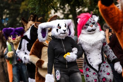 Eurofurence 22 2016 berlin furries