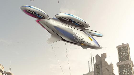 Airbus CityAirbus concept