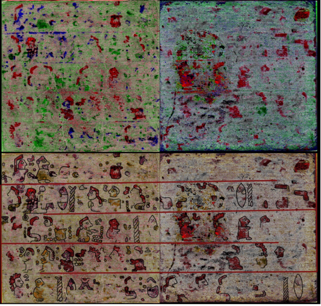 Scientists uncover pre-colonial Mexican manuscript hidden for 500 years using high-tech imaging