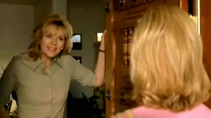 Kim Cattrall in Crossroads