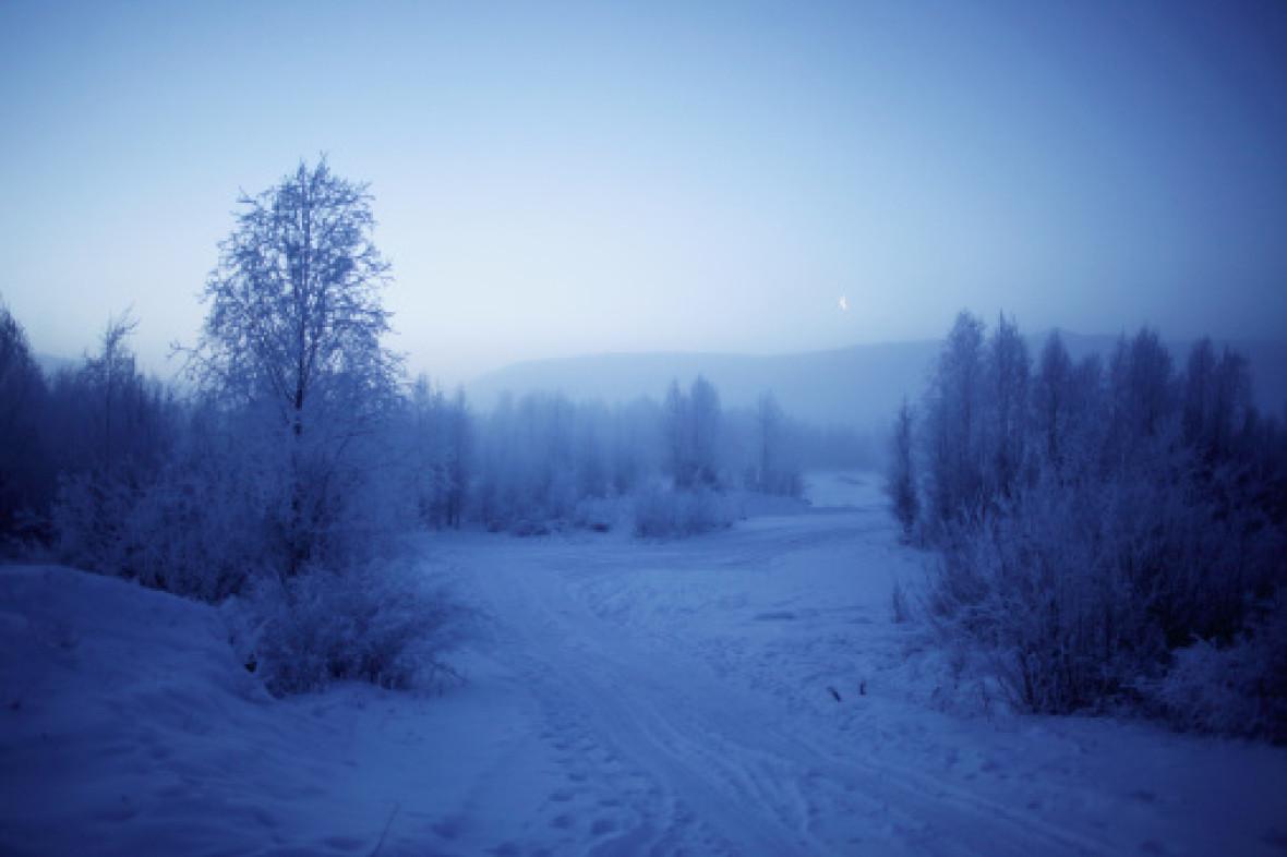 Siberia desert