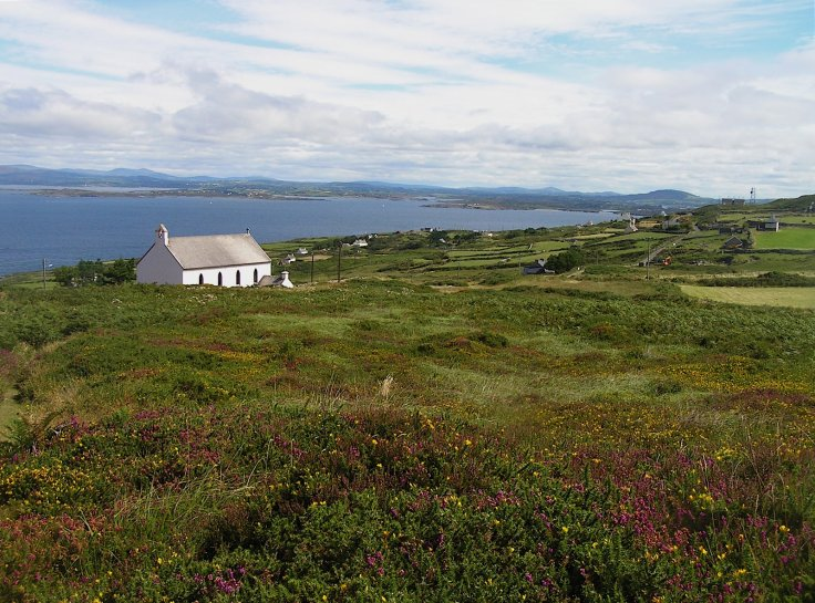 The Island Church on Cape Clear Island