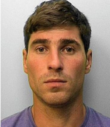 Rapist Gabriel Lupo