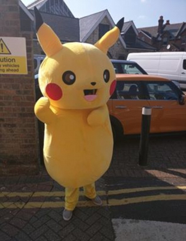 Teenager raped at Pokemon party