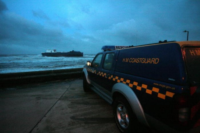 UK coastguard