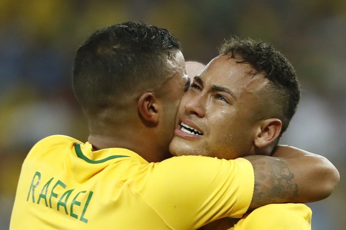Neymar was Brazil's inspiration