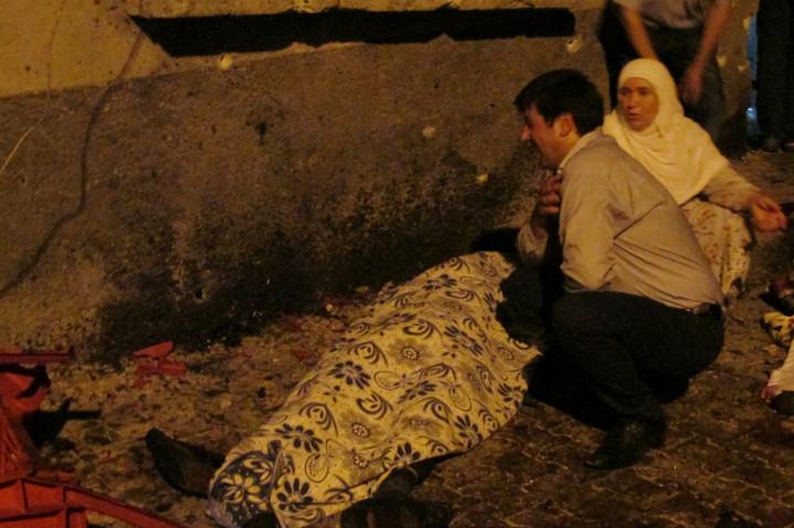 Turkey wedding massacre