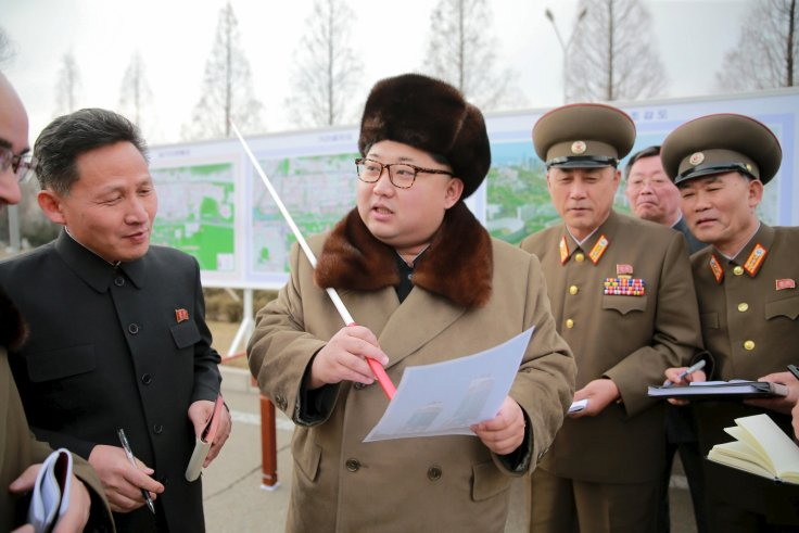 North Korea threat London diplomat