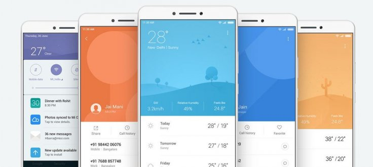 How to install MIUI 8 update manually on your phone