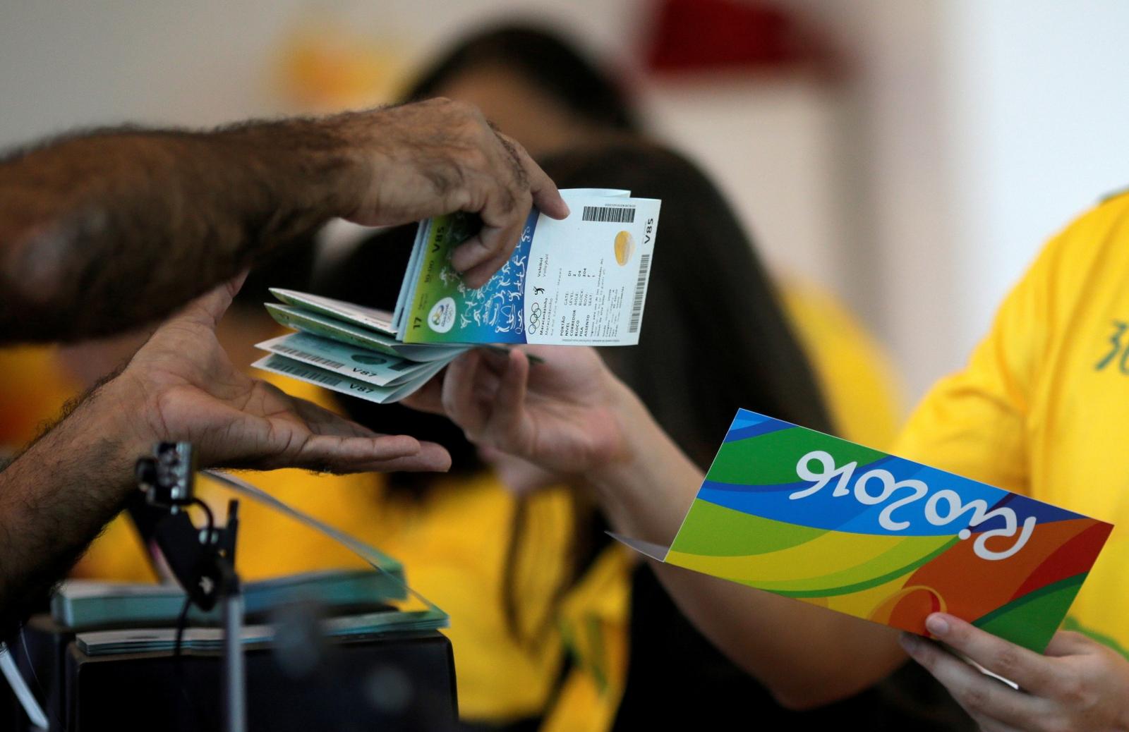Rio 2016 Olympic Tickets