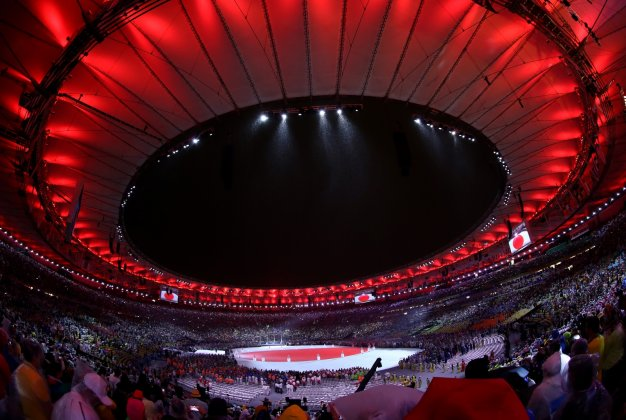 Rio Closing Ceremony