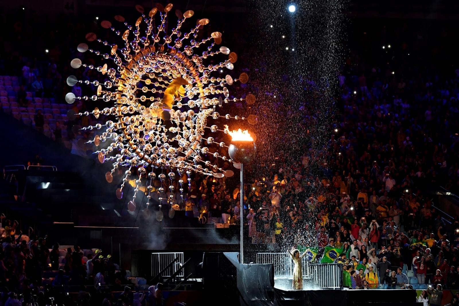 Rio 2016 Olympics: Closing ceremony highlights