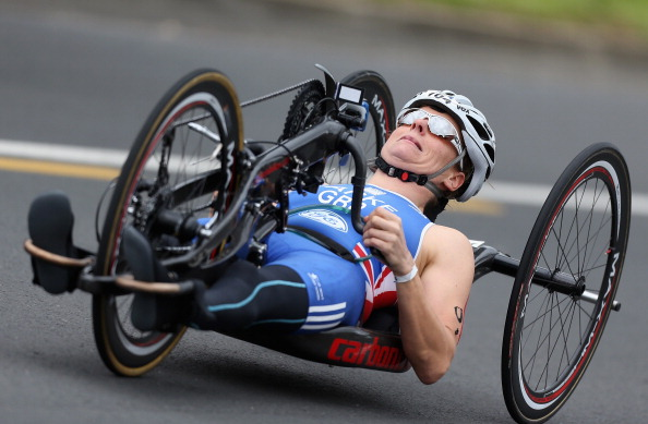 Team GB Paralympian Karen Darke starts crowd-funding campaign ahead of Rio 2016 Paralympics