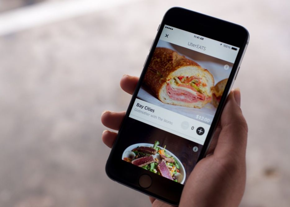 Uber to expand UberEats across UK