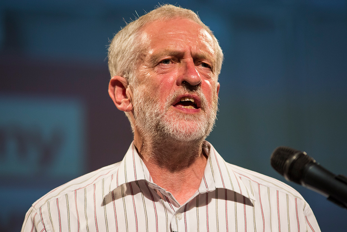 Jeremy Corbyn vows to introduce 'bill of rights' for internet users