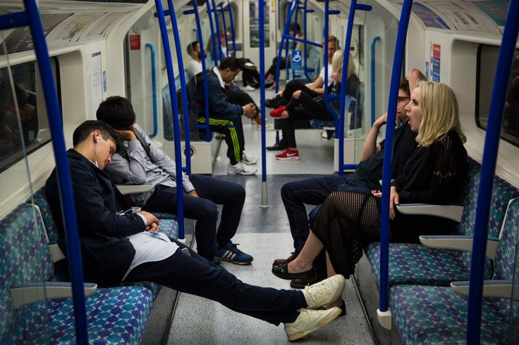 night tube London Underground