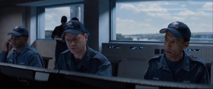 Danny Pudi in Captain America: Winter Soldier