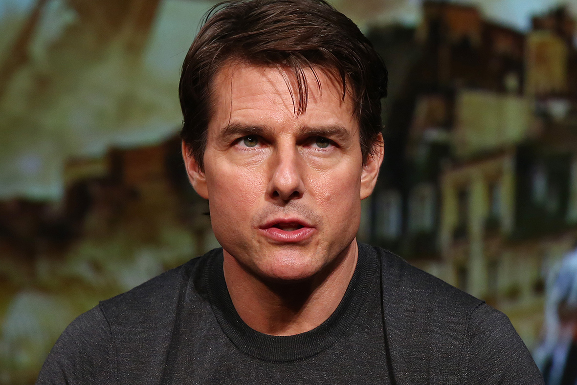 Tom Cruise suffers embarrassment as co-star exposes his secret flings ...  Tom Cruise