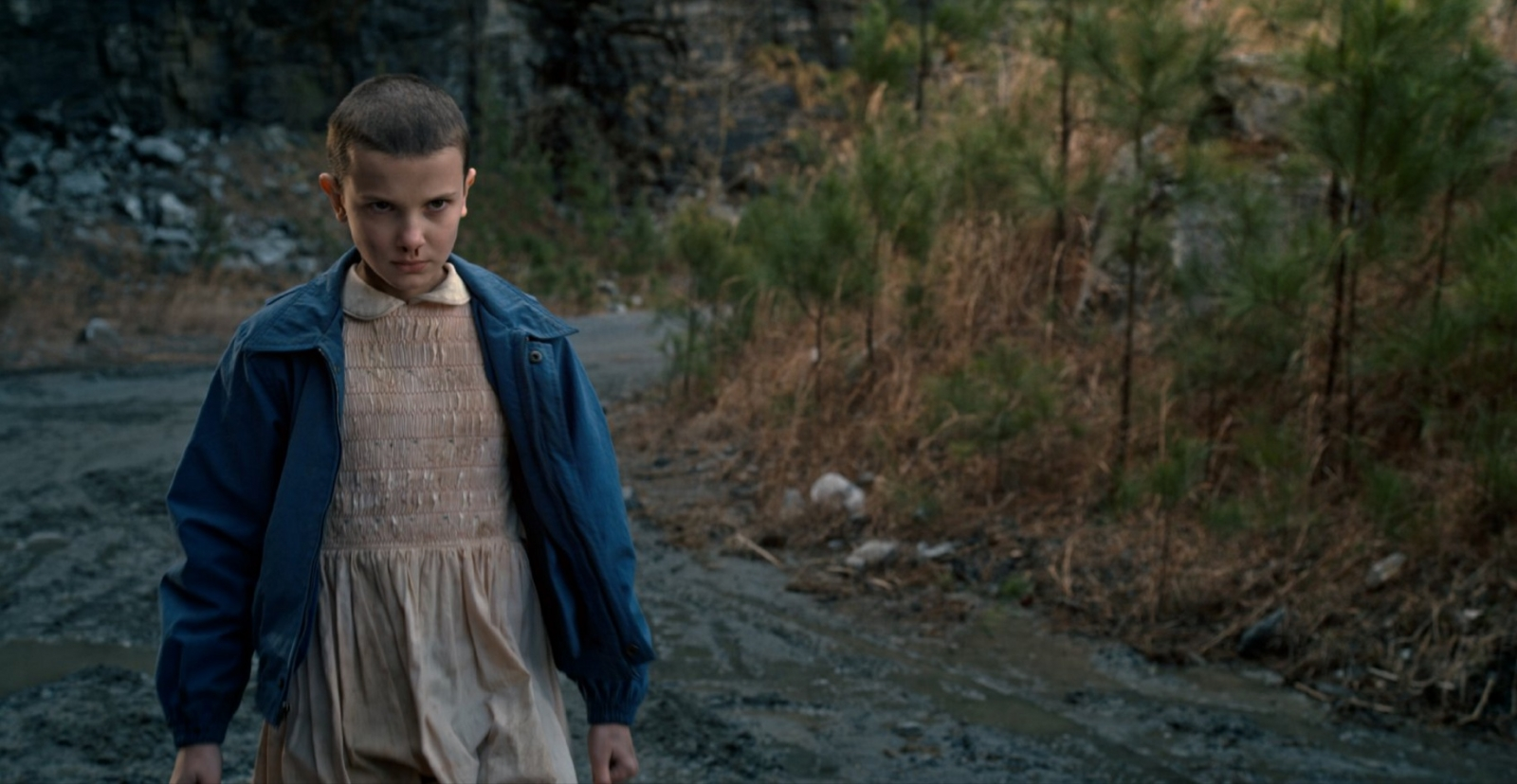 Millie Bobby Brown in Stranger Things