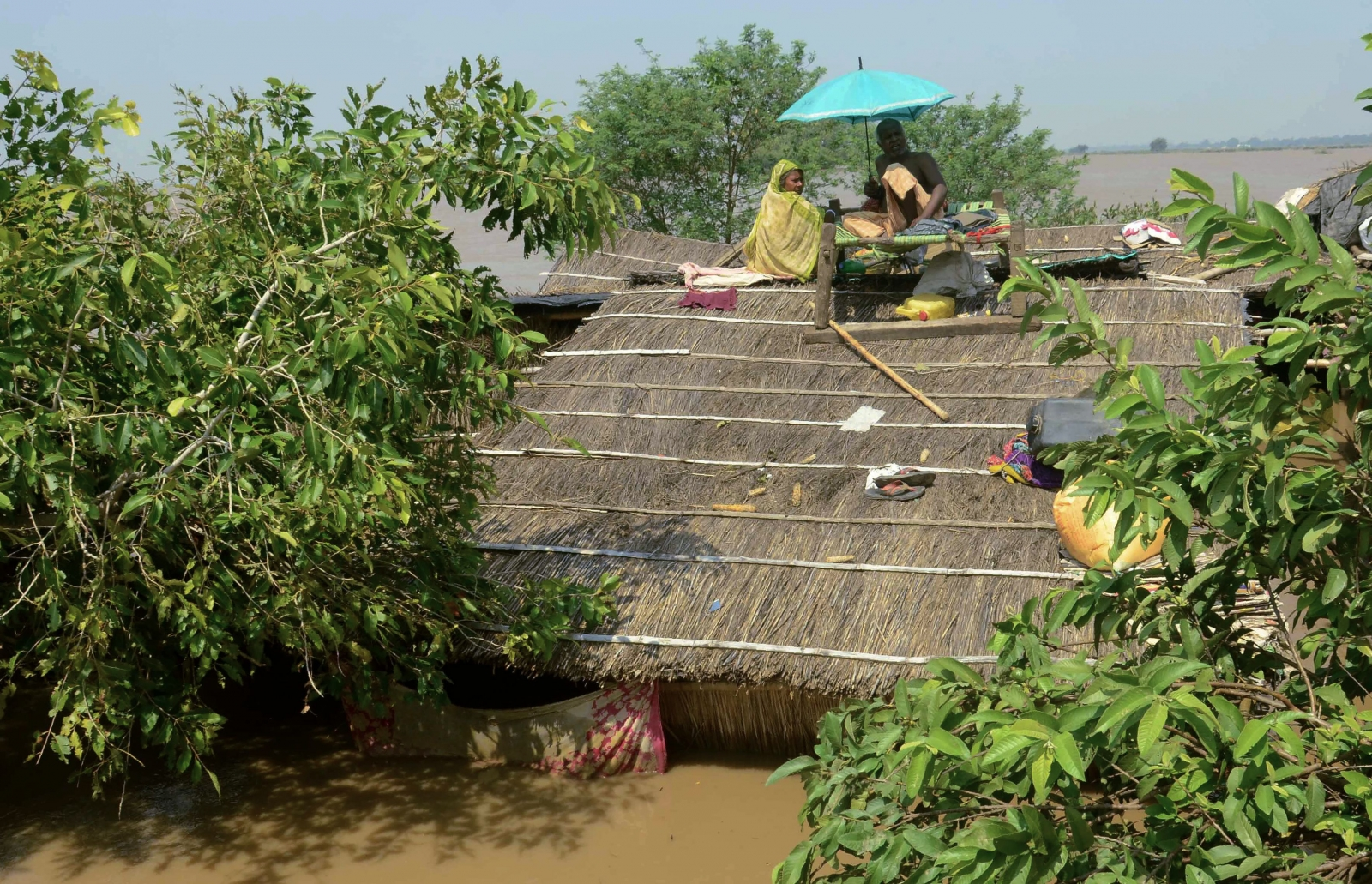 Danapur Diara in Patna in eastern Bihar state