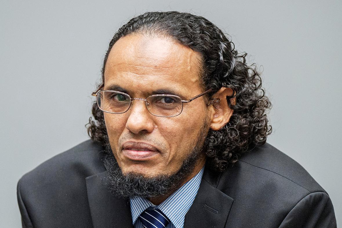 Image result for Ahmad al-Faqi al-Mahdi case in the International Criminal Court