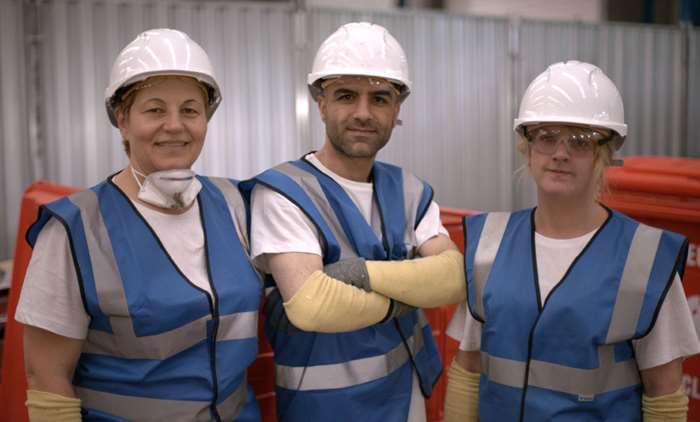 britain's hardest workers