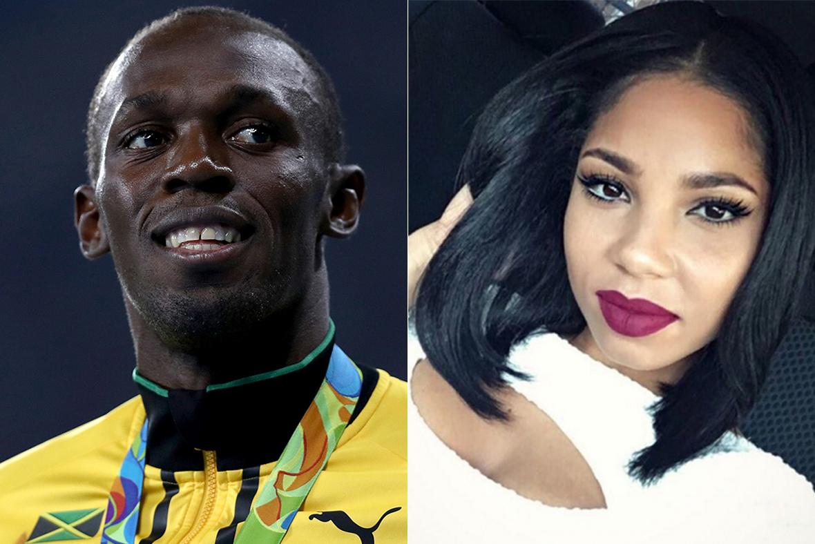 Usain Bolt, Kasi Bennett