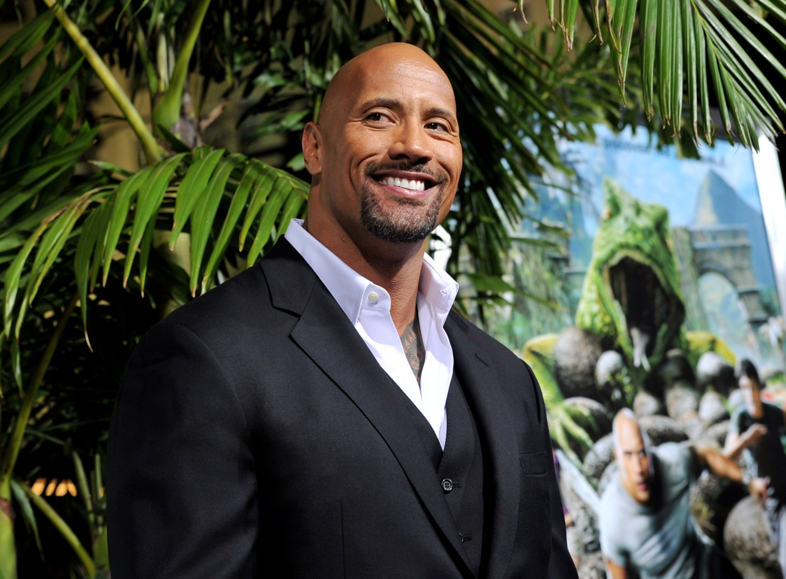 Images Of Dwayne The Rock Johnson: Dwayne The Rock Johnson Surprises Dad With New Car, Shares