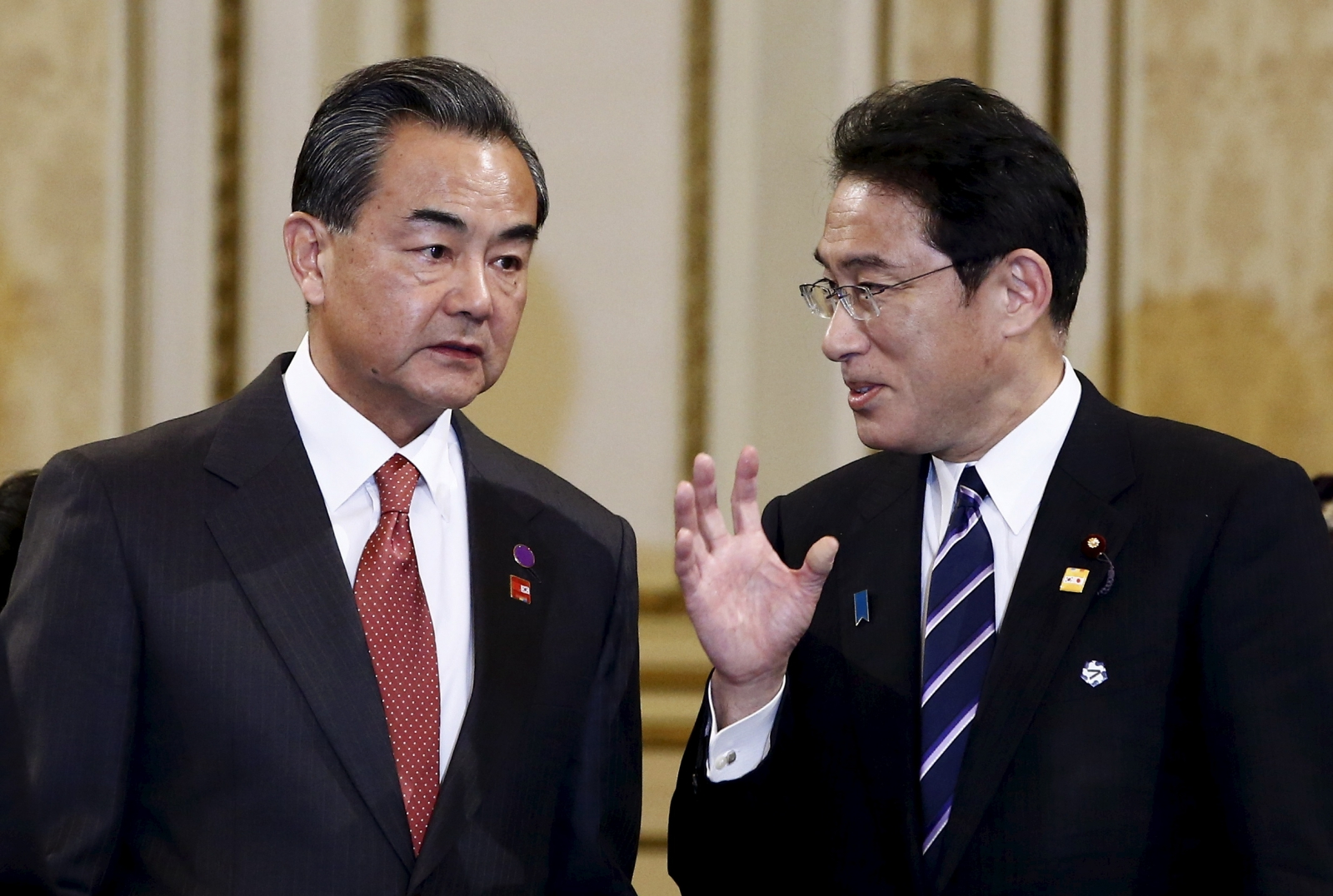 South Korea, Japan and China trilateral talks