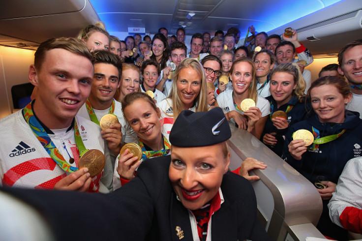 Team GB Olympics