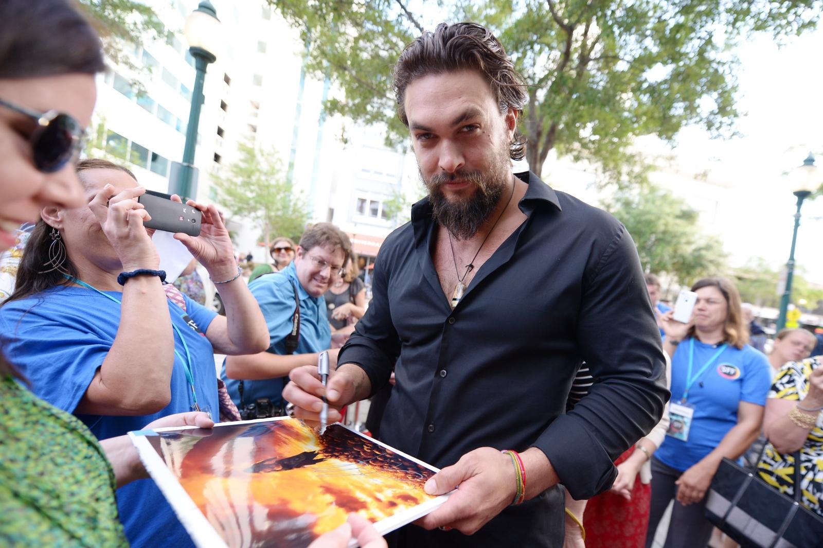 Jason Momoa's Khal Drogo may return