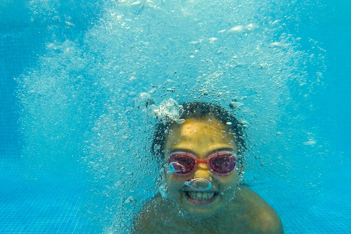 How much pee is in a swimming pool? Shocking urine levels ...