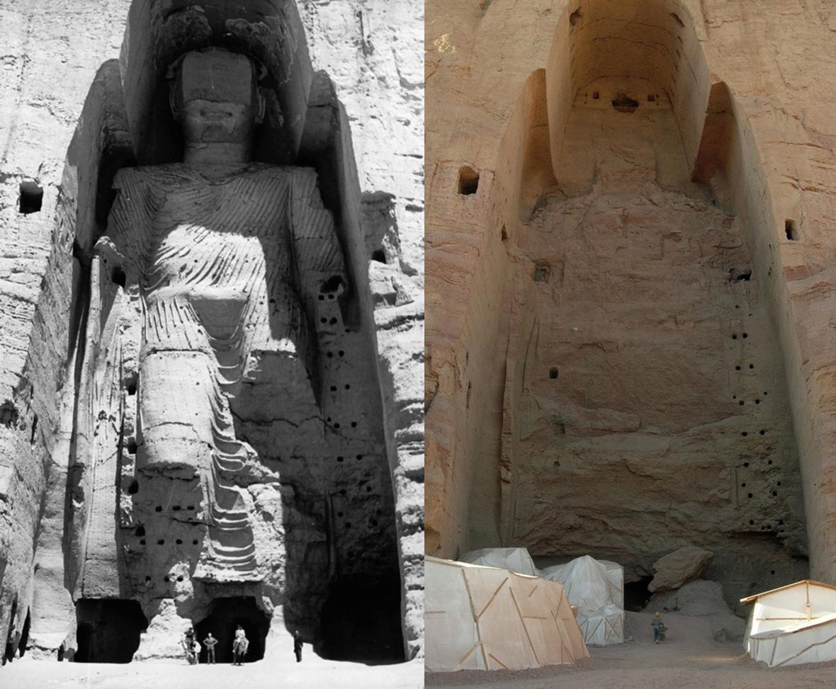 Buddhas of Bamiyan