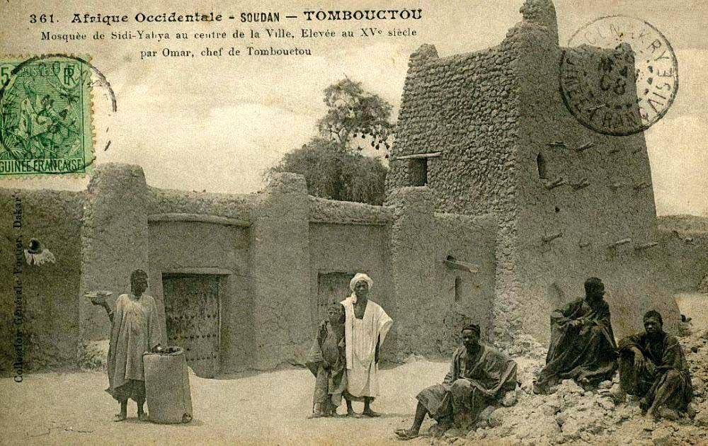 Sidi Yahya Mosque