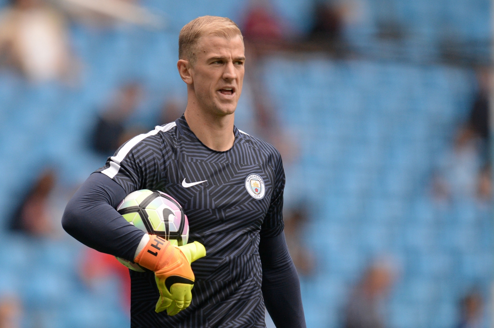 Manchester City Joe Hart Poised To Complete Torino Loan Move