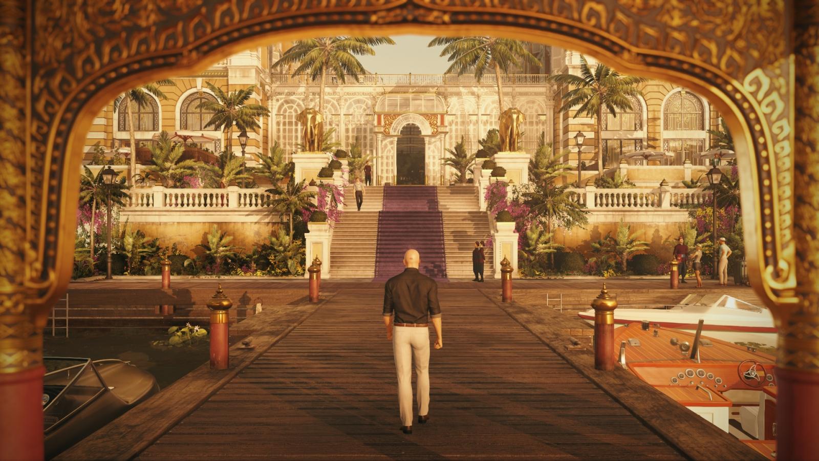 Hitman Episode Four Bangkok Club 27 1