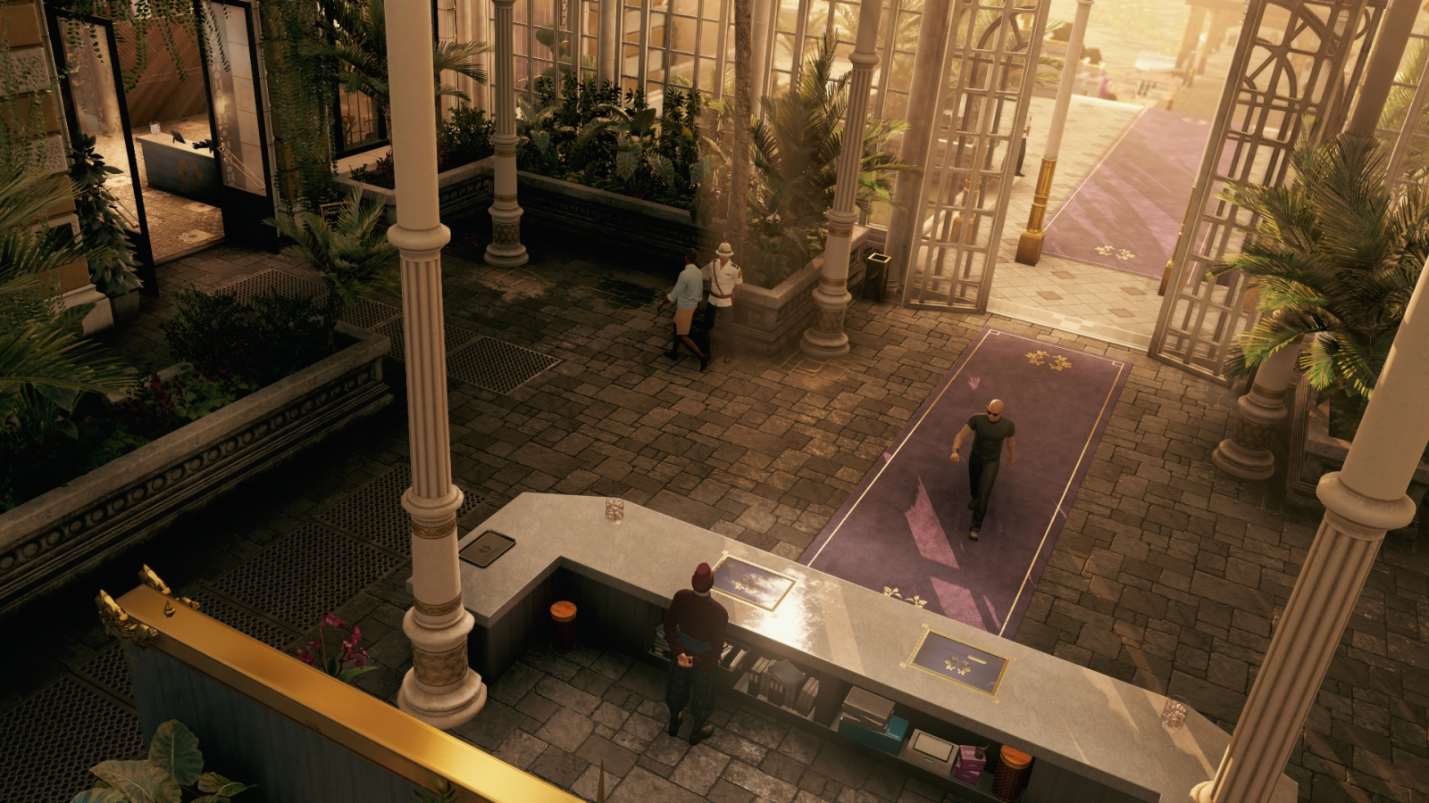 Hitman Episode 4 Bangkok Review A Hotel Getaway To Die For