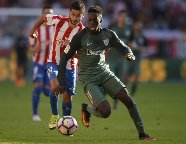 La Liga Denounces Inaki Williams Racist Abuse In Sporting Gijon Win