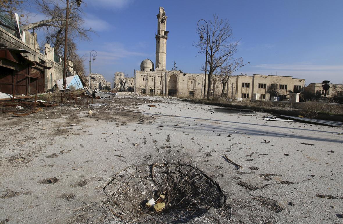 al-Atroush mosque