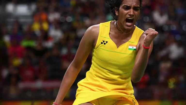 Rio 2016 Olympics: PV Sindhu wins silver medal