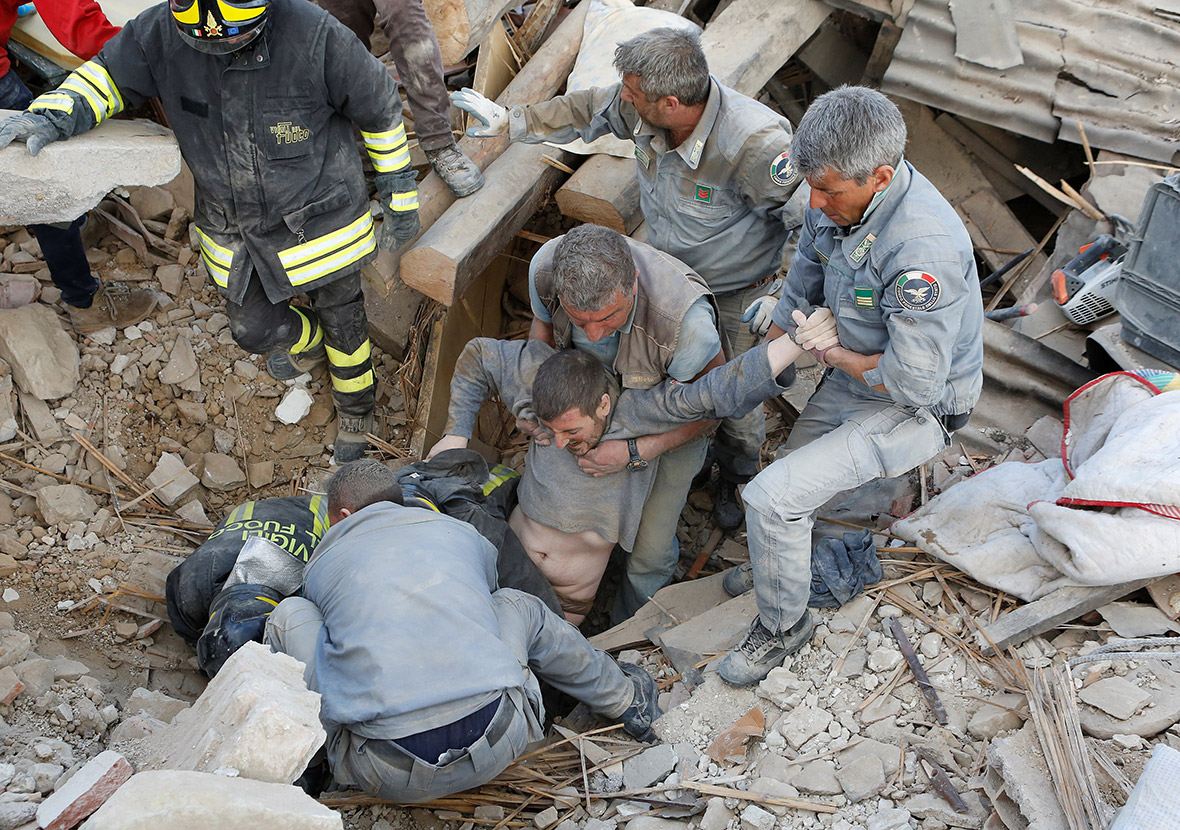 Death toll in Italian quake rises to 73 as towns reduced ... |Italian Earthquake