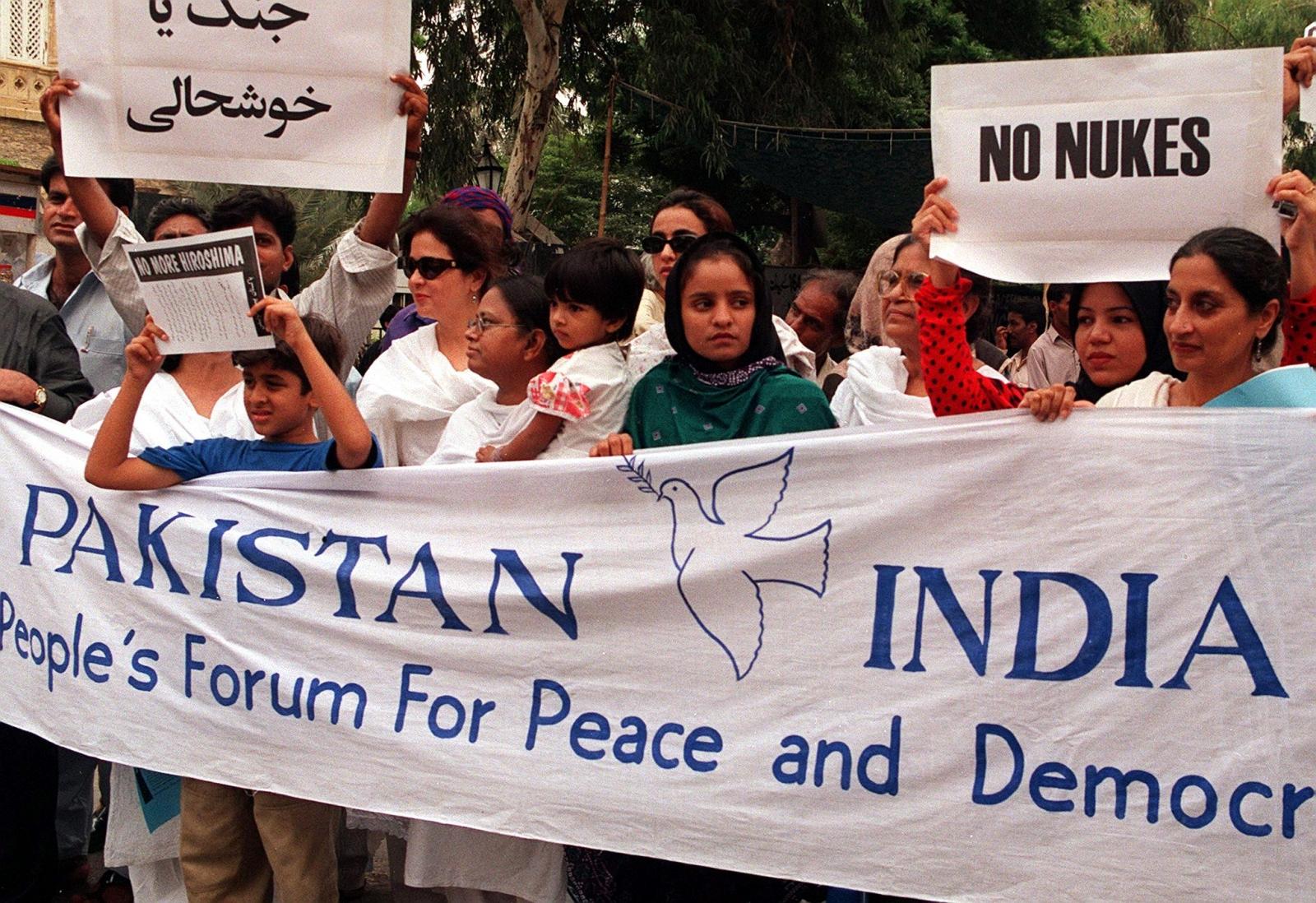 India Pakistan NSG bid