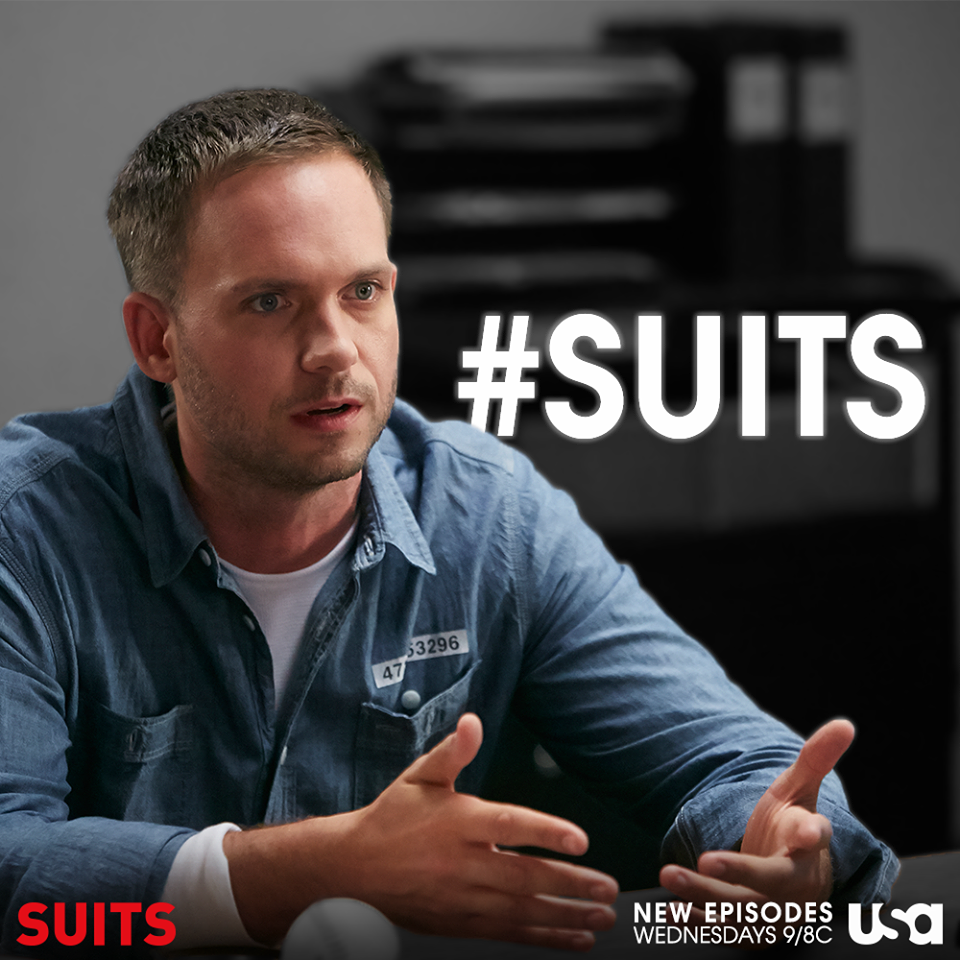 Suits season 6 episode 7